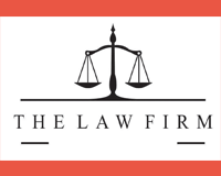 the law firm Logo
